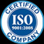 ISO | Certified Company
